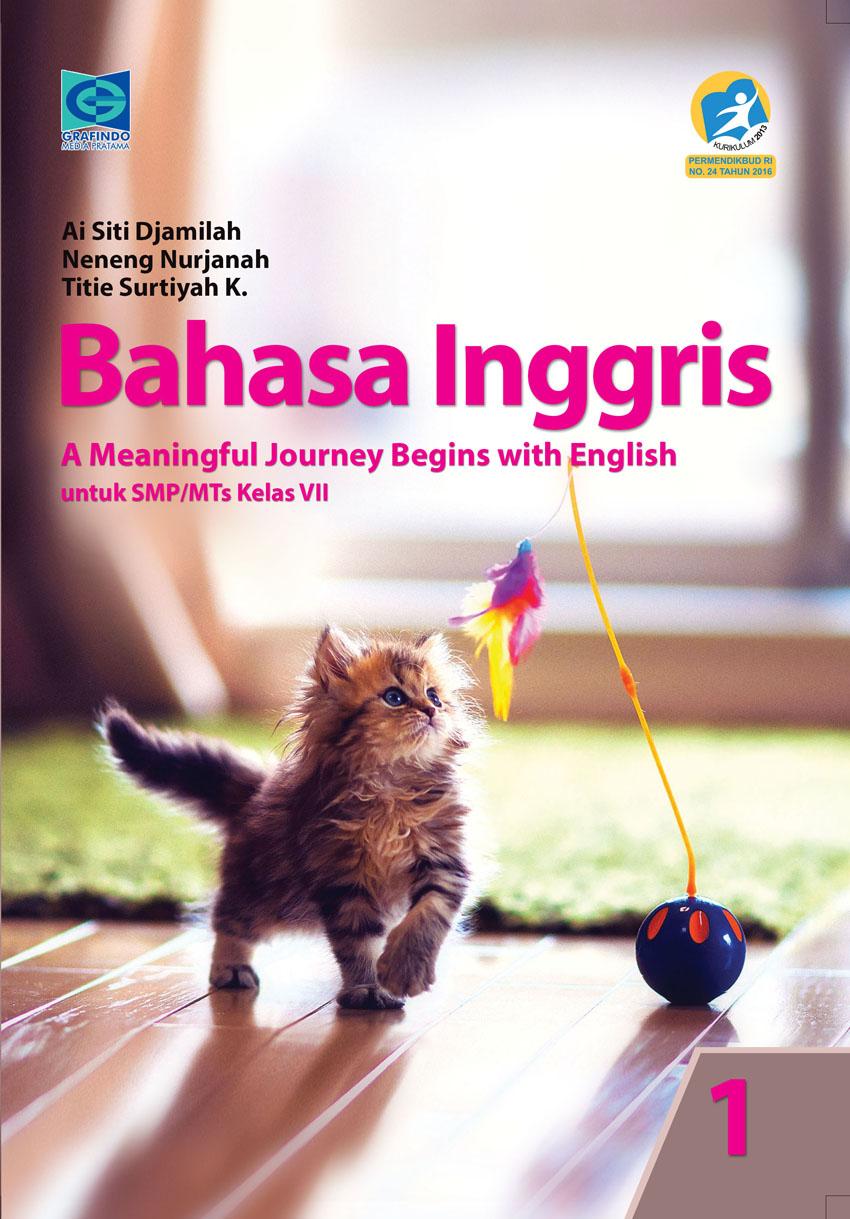 E Book Bahasa Inggris Vii 1 Grafindo Media Pratama